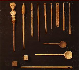 Historia de la tecnologia historia de la tecnologia - Objetos fabricados con cobre ...