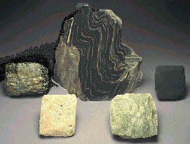 Estudio y clasificaci n de rocas metam rficas for Nombre de la roca